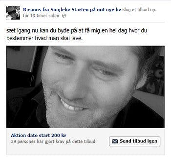 kun dating en person er kaldt